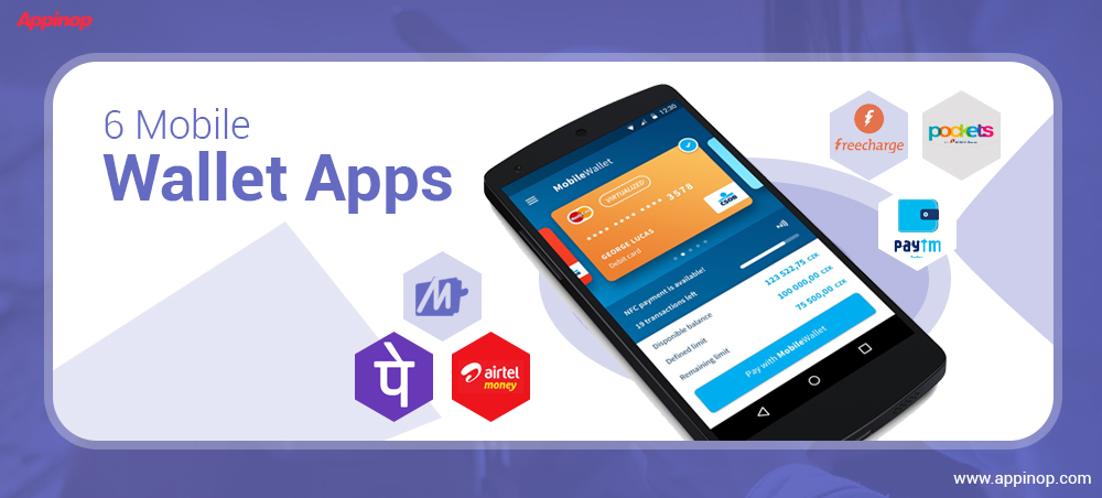 6 Wallet mobile Apps