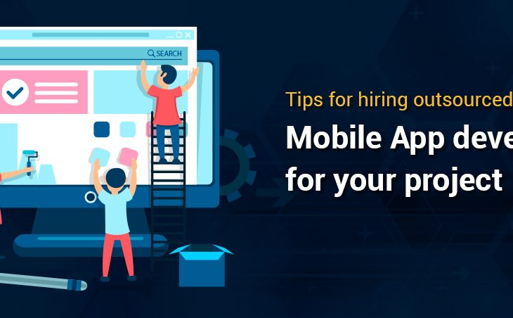 Hire Outsourced mobile App developer