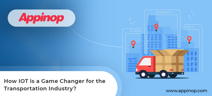 IOT app solutions in Transportation industry