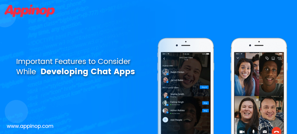 Features of Chat Apps