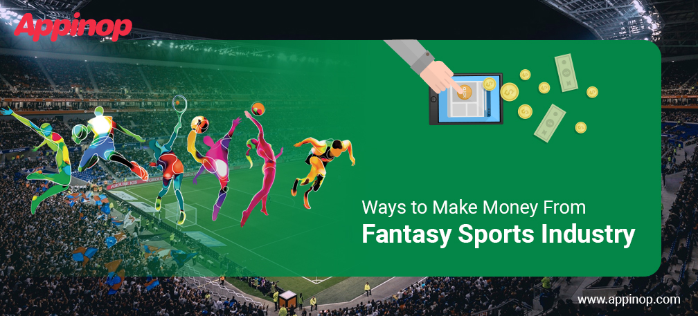 Fantasy sports business earns money