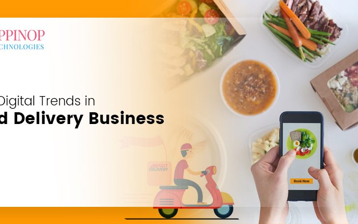 New Trends in Food delivery business