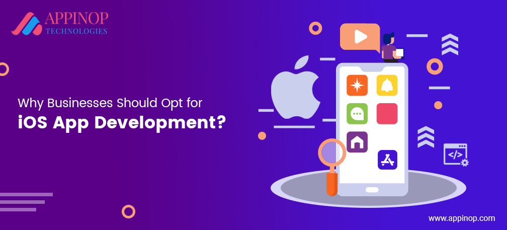 iOS app development for businesses