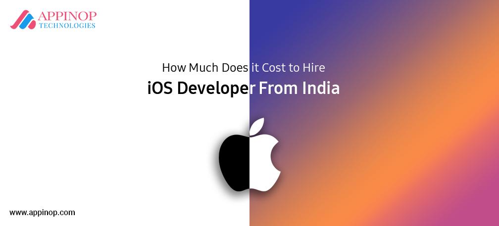 Cost to Hire iOS Developer
