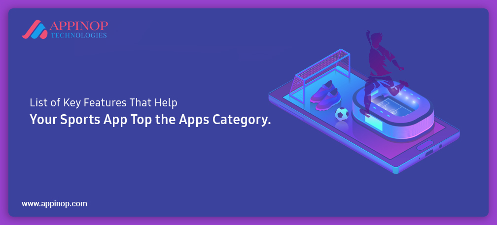 Features of the Best sports app