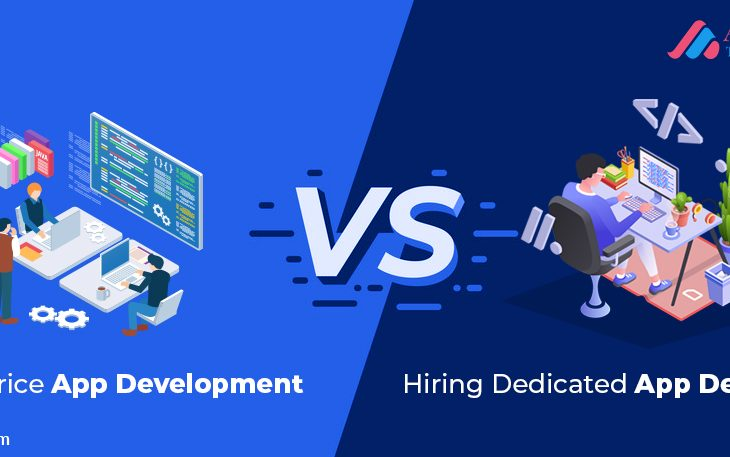 Fixed price Vs Dedicated App development