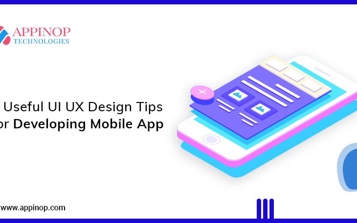 UX UI design tips for Mobile apps