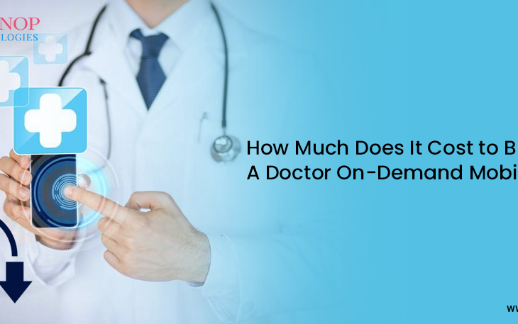 Cost of On demand doctor app