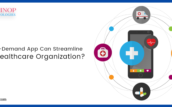 On demand app benefits in Healthcare